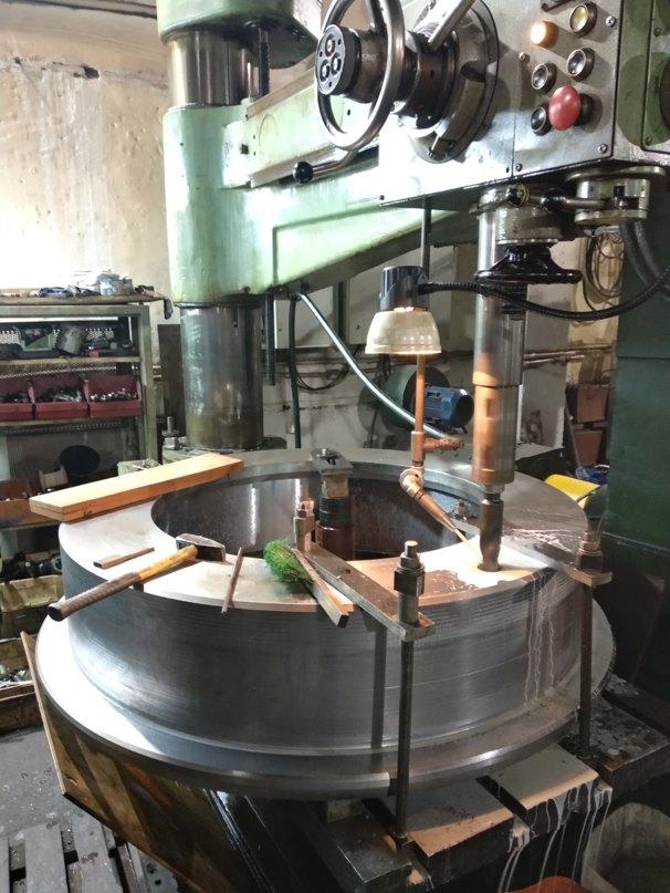 сверление металла услуги