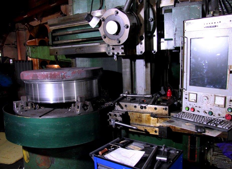 карусельная обработка металла екатеринбург